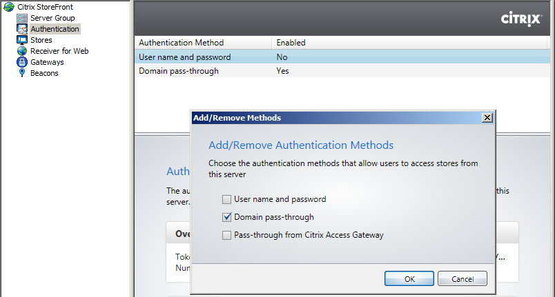 PreConfiguring Citrix Receiver with Citrix Storefront URL